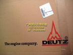 Deutz BF6M1013C engine overhaul kits 02931737